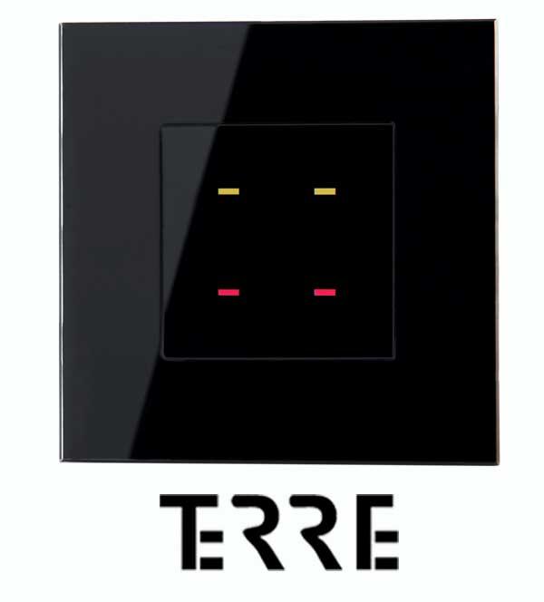 otel ürünleri, Terre Otel Serisi, TİS Akıllı Ev Sistemleri
