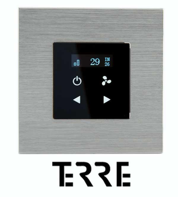 akıllı termostat, Terre Termostat, TİS Akıllı Ev Sistemleri