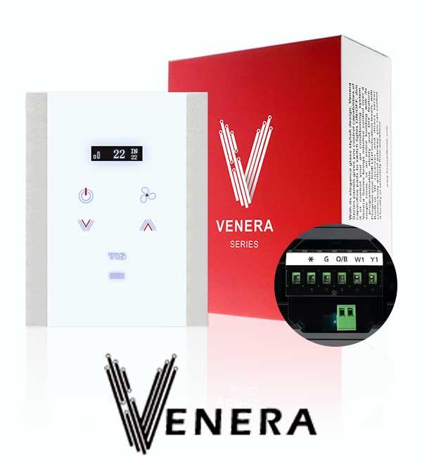 Kablosuz Termostat, Venera Kablosuz Termostat, TİS Akıllı Ev Sistemleri