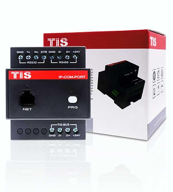 IP, IP-PORT ağ geçidi, TİS Akıllı Ev Sistemleri