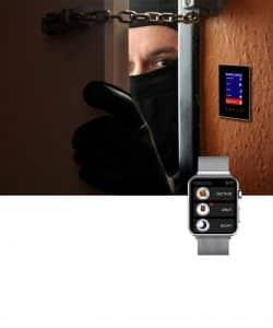Güvenlik, Güvenlik modülü, TİS Akıllı Ev Sistemleri