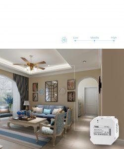 wifi röle, ADS kontrolör, TİS Akıllı Ev Sistemleri
