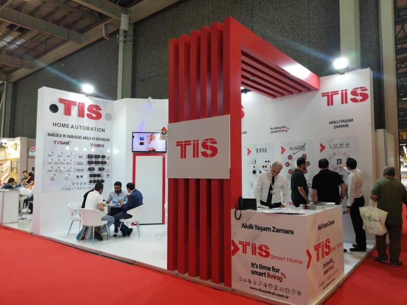 TIS Türkiye, Ünlü Amerikan Firması TIS Türkiye'ye Geldi!, TİS Akıllı Ev Sistemleri