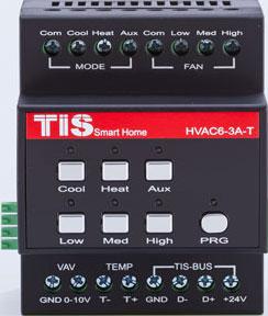 HVAC, TİS Akıllı Ev Sistemleri