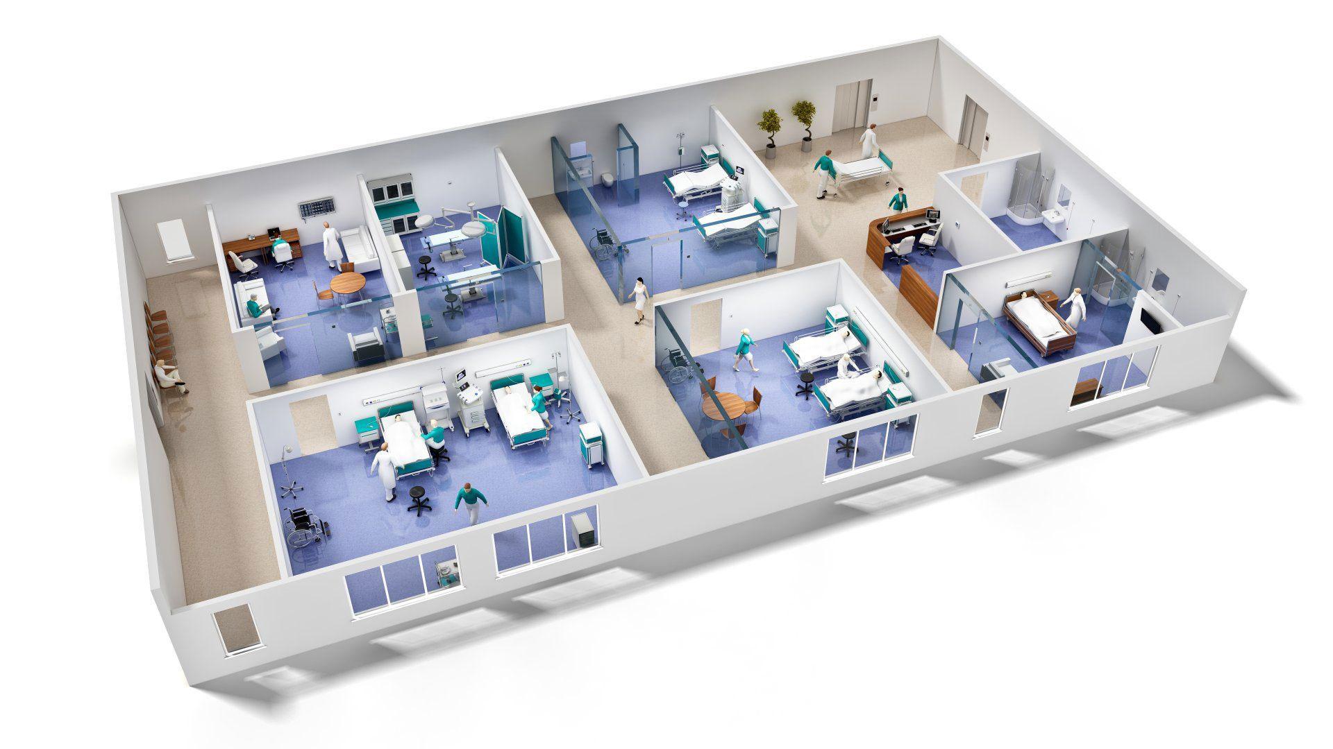 Akıllı Hastane, TİS Akıllı Ev Sistemleri