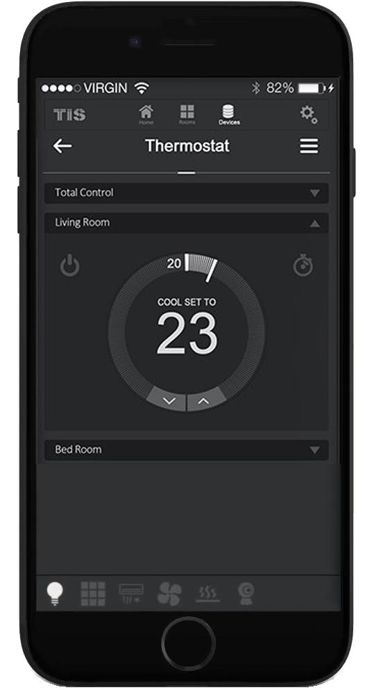 Akıllı ev uygulamaları, TİS Akıllı Ev Sistemleri