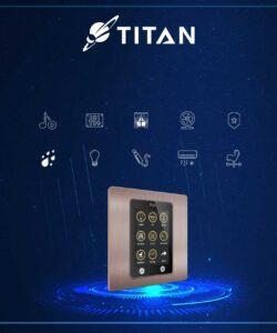 Akıllı buton, Akıllı Buton Titan 3tuşlu, TİS Akıllı Ev Sistemleri
